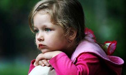 замкнутый ребенок