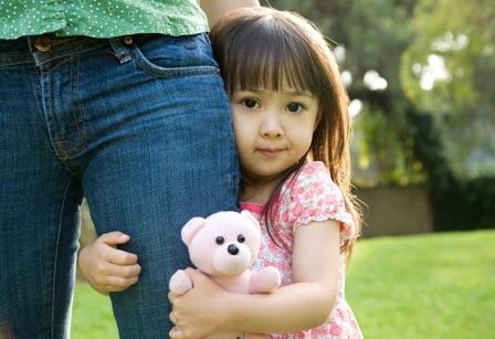 тревожность у ребенка