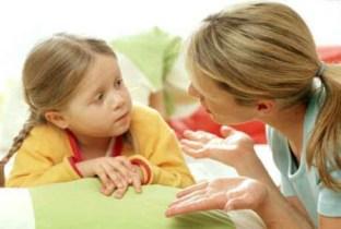 Стеснительный ребенок, обговаривание новой ситуации