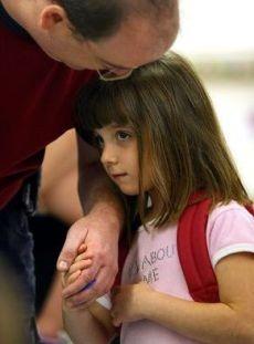 Стеснительный ребенок нуждается в поддержке