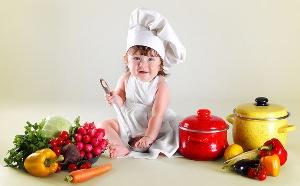 правильное питание ребенка