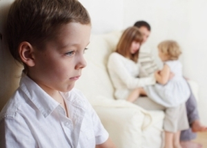 ревность ребенка